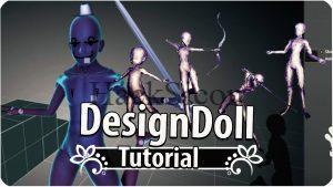 Design Doll Crack (v5.4.2.0) Registration Key [2021]