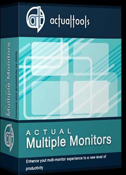 Actual Multiple Monitors Crack v8.14.5 License Key [2021]