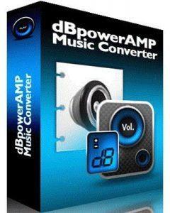 DBpoweramp Music Converter Crack 17.3 Patch [2021]