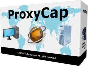 Proxycap Crack v5.36 Serial Key Free Download [2021]