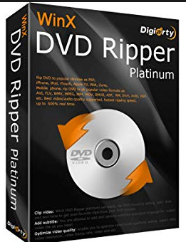WinX DVD Ripper Platinum Crack 8.20.7.246 License Key [2021]