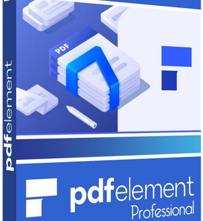 Wondershare PDFelement Crack 8.2.19.1048 Download