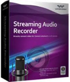 Wondershare Streaming Audio Recorder 2.4.1.5 Crack [2021]