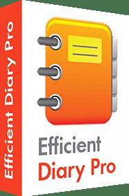 Efficient Diary Pro Crack 5.60 Build 559 Serial Key Latest [2021]