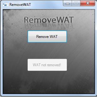 RemoveWAT Crack (v2.2.9) Serial Key Latest [2021]