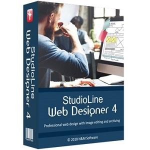 StudioLine Web Designer Crack (v4.2.71) License Key [2021]
