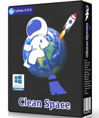 Cyrobo Clean Space Pro Crack 7.50 Patch & Serial Key [2021]