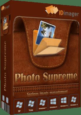 IDimager Photo Supreme Crack v6.1.0.3685 + Keygen [2021]