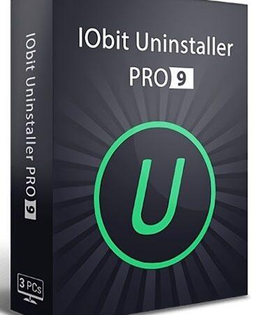 IObit Uninstaller Pro Crack (v10.6.0.4) Patch Latest [2021]