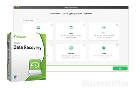 iSkysoft-Data-Recovery crack license