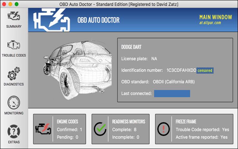 obd auto doctor activation key